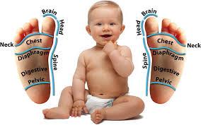 Feb 04: 'Reflexology' for babies