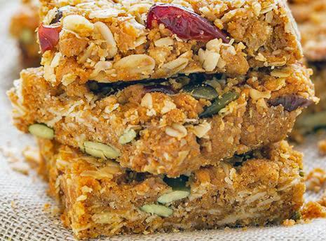 Jan 15: Healthy Snacks