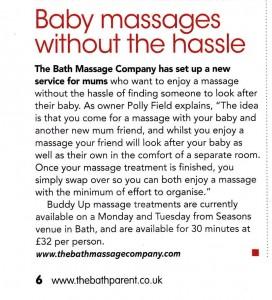 The Bath Parent 2015