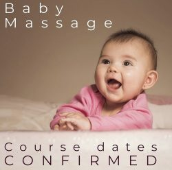 Baby massage classes are back!