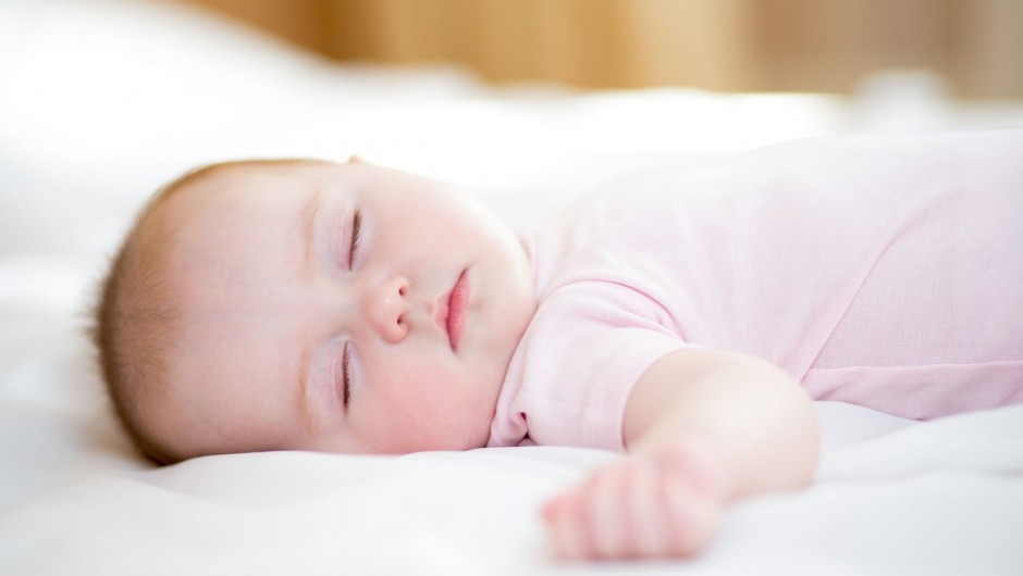 Article on sleep and baby massage