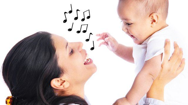 Singing to your baby is great for their brain development, says new study