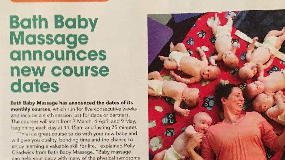 Media – Bath & Wiltshire Parent magazine